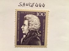 Buy Germany Mozart mnh 1991