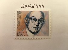 Buy Germany Martin Niemöller mnh 1992