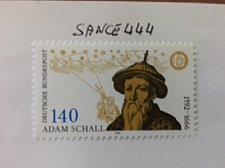 Buy Germany Johann Adam Schall von Bel mnh 1992