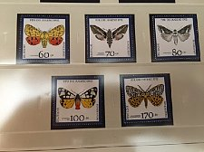 Buy Germany Youth Butterflies mnh 1992