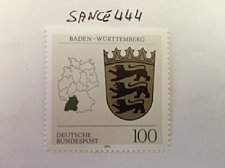 Buy Germany Baden Wurttemberg mnh 1992