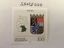 Buy Germany Bayern mnh 1992