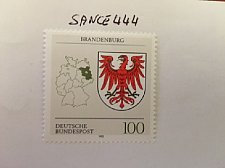 Buy Germany Brandenburg mnh 1992