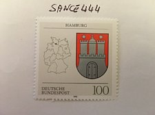 Buy Germany Hamburg mnh 1992