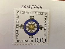 "Buy Germany Order ""Pour le Mérite"" mnh 1992"
