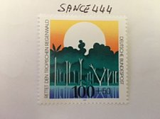 Buy Germany Tropical forest mnh 1992