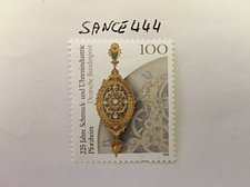 Buy Germany Watch & jewelry industry mnh 1992