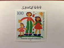 "Buy Germany ""Family Future"" mnh 1992"