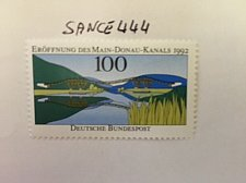 Buy Germany Main-Donube canal mnh 1992