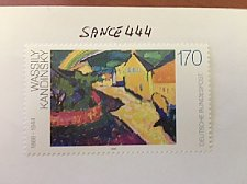 Buy Germany Wassily Kandinsky Painting mnh 1992