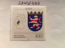 Buy Germany Hessen mnh 1993