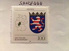 Buy Germany Hessen mnh 1993