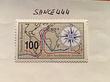 Buy Germany North German Sea Research Institute mnh 1993