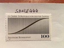 Buy Germany Gewandhaus Orchestra mnh 1993