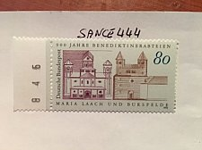Buy Germany Monasteries Maria Laach and Bursfelde mnh 1993