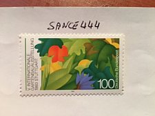 Buy Germany Garden Exhibition IGA '93 mnh 1993