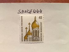 Buy Germany Sightseeings The Russian Church mnh 1993