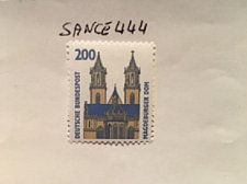 Buy Germany Definitive Magdeburg mnh 1993