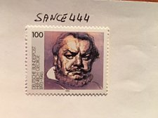 Buy Germany Henrich George mnh 1993
