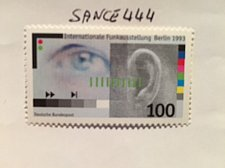 Buy Germany Radio & Television exposition mnh 1993