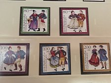 Buy Germany Welfare Costumes mnh 1993