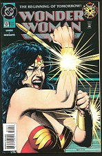 Buy WONDER WOMAN #0 DC Comics BOLLAND cover DEODATO JR Interior 1994 VF+ or better