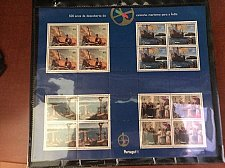 Buy Portugal Seaway to India sheet mnh 1997