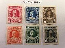 Buy Vatican City Effigie di Pio XI mnh 1929