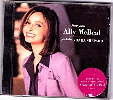 Buy Songs from Ally McBeal by Vonda Shepard CD 1998 - Very Good