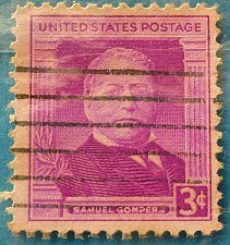 Buy Stamp USA United States of America 1950 Samuel Gompers (1850-1924), American Labor Le
