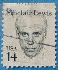 Buy Stamp USA United States of America 1985 Sinclair Lewis 14c