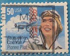 Buy Stamp USA United States of America 1996 Jacqueline Cochran Pioneer Pilot 50c