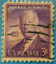 Buy Stamp USA United States of America 1945 The 1st Anniversary of the Death of Alfred E.