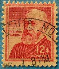Buy Stamp USA United States of America 1959 Benjamin Harrison (1833-1901), 23rd President