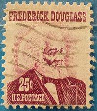 Buy Stamp USA United States of America 1967 Frederick Douglass 25c