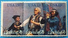 "Buy Stamp USA United States of America 1976 1976 ""The Spirit of '76"" - Painting by Archib"