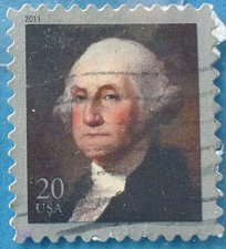 Buy Stamp USA United States of America 2011 George Washington, 1732-1799 - Self-Adhesive