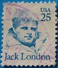Buy Stamp USA United States of America 1986 Jack London 25c