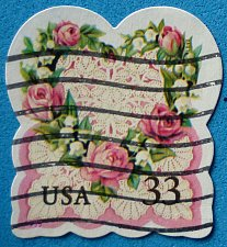Buy Stamp USA United States of America 1999 Victorian Love Greeting Stamp 33c