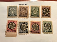 Buy Vatican City Definitives overp. mnh 1945