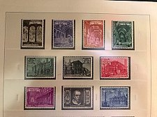 Buy Vatican City Churches and Pius XII mnh 1949