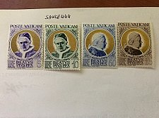 Buy Vatican City Beatification of Pope Pius XII mnh 1951