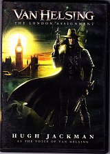 Buy Van Helsing - The London Assignment DVD 2004 - Very Good