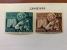 Buy Vatican City San Agostino mnh 1954