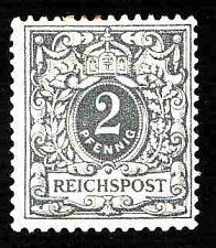 Buy German MNH Scott #45 Catalog Value $3.89