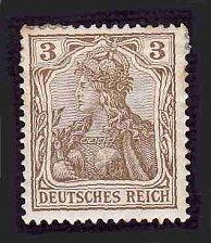 Buy German Hinged Scott #66 Catalog Value $.75