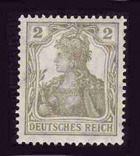 Buy German Hinged Scott #80 Catalog Value $1.60