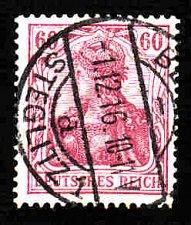 Buy German Used Scott #89 Catalog Value $1.50