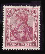 Buy Germany Hinged Scott #89a Catalog Value $22.50