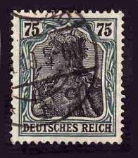 Buy German Used Scott #90 Catalog Value $2.25